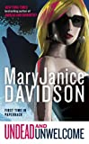Undead and Unwelcome, MaryJanice Davidson, 0515147923