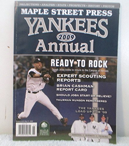 - Maple Street Press 2009 Yankees