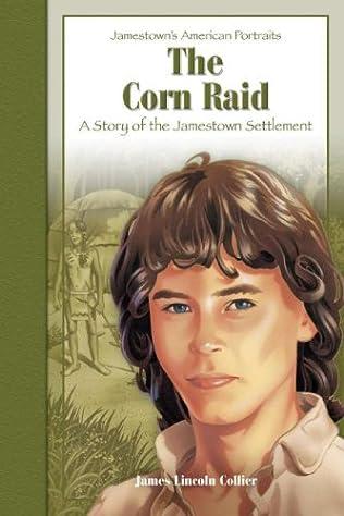 book cover of The Corn Raid