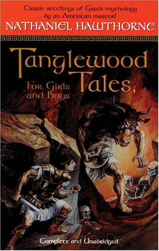 Download Tanglewood Tales: Library Edition PDF