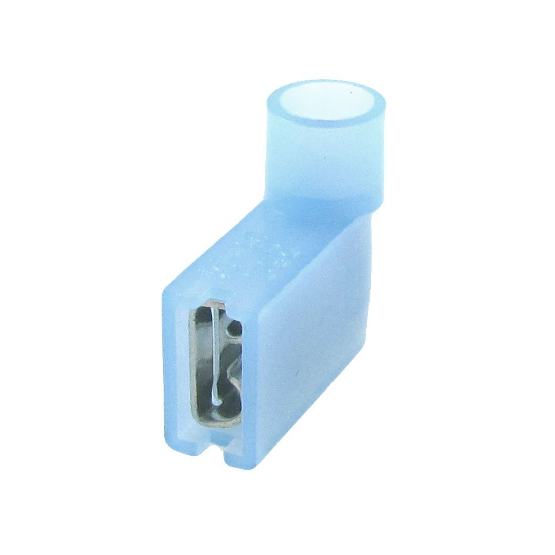 1//4 Uxcell a12050700ux0187 16-14 AWG Female Spade Insulated Flag Terminal Connector 7 Piece