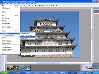 Picture It! Digital Image Pro 7 [Old Version]
