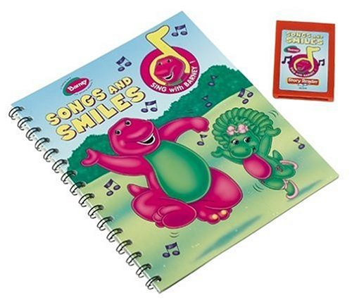 Story Reader Barney Songs and Smiles