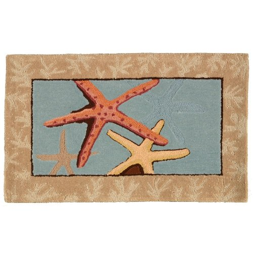 Homefires-Accents-Starfish-Indoor-Rug-22-Inch-by-34-Inch