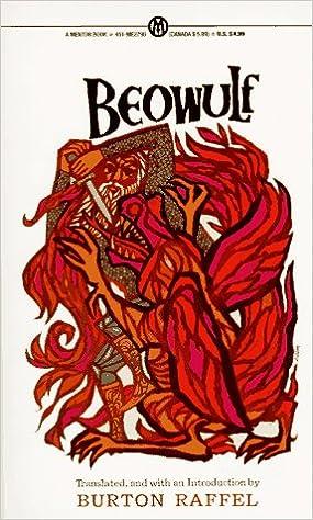 amazon beowulf anonymous burton raffel british