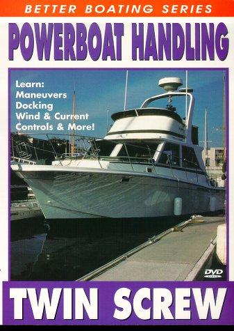 Powerboat  Handling Twin Screw