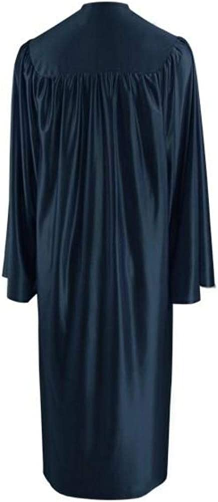 Choir Robe CLERKMANS Unisex Adult Shiny Graduation Gown