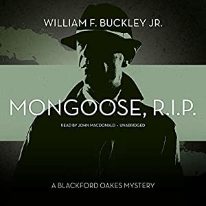 Mongoose, R.I.P. Audiobook