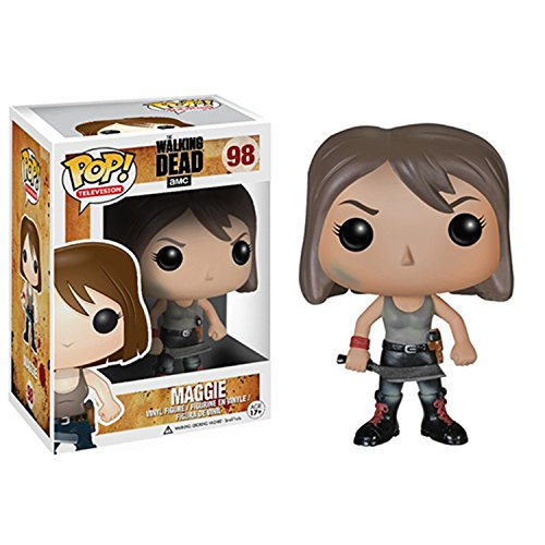 Funko POP! Television: The Walking Dead Series 4 Maggie Acti