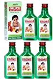 GRIPE MIXTURE Homoeo Baby care -Pack of 5