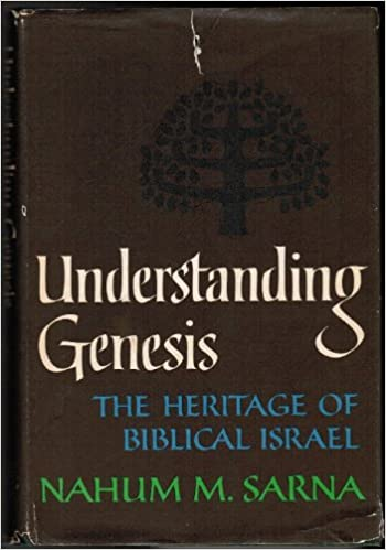 Nahum Sarna Understanding Genesis Pdf Download