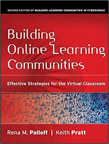 Building Online Learning Communities book