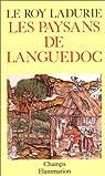 Les paysans de Languedoc par Le Roy Ladurie
