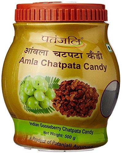 Patanjali Amla Chatpata Candy, 500g by Patanjali
