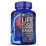 Tired of feeling mentally drained? Feeling stressed out from work or home life? Want a product that can help clear your mind and help you with your productivity? Here at ALL LIFE NUTRITION, we have just what you're looking for! All Life Nutrition's '...