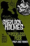 Image of The Further Adventures of Sherlock Holmes: The Peerless Peer