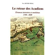 Le retour des Acadiens