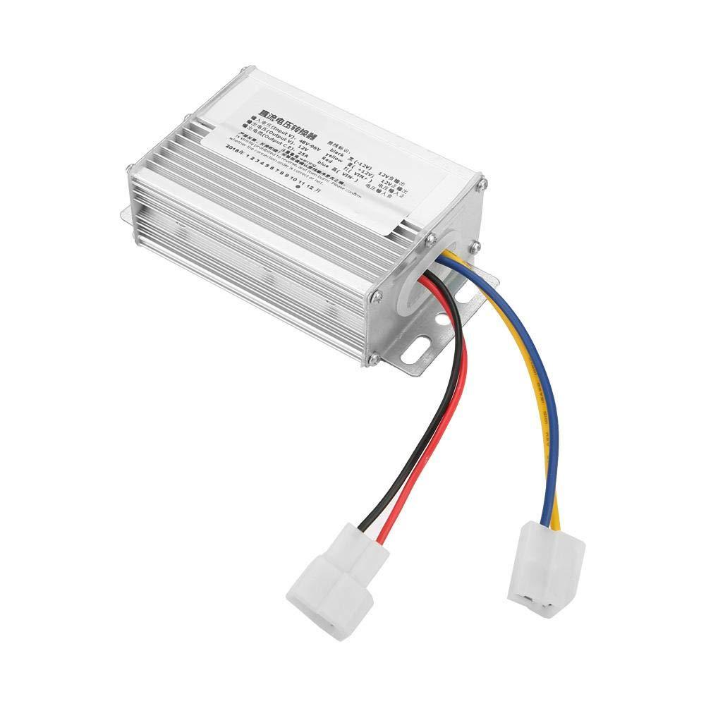 DC Droking Buck Voltage Converter 48V-96V to 12V 25A Converter Step-Down Power Supply Module