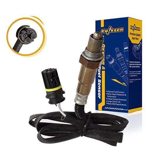 Kwiksen 1pcs Oxygen 02 O2 Sensor 1 Upstream Left Bank 1 For 2001 2002 2003 2004 2005 Mercedes-Benz C240 V6-2.6L 2001 2002 2003 2004 2005 Mercedes-Benz CLK320 V6-3.2L ()