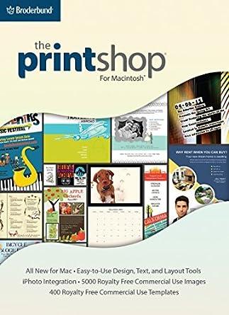 mac ready to print