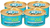 pantry air freshener - California Scents Spillproof Organic Air Freshener, Laguna Breeze, 1.5 Ounce Canister (Pack of 4)