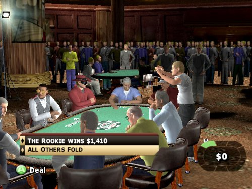 Amazon Com World Series Of Poker Pc Video Games