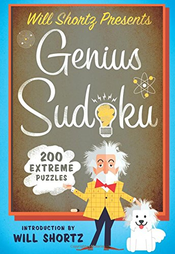 Will Shortz Presents Genius Sudoku product image