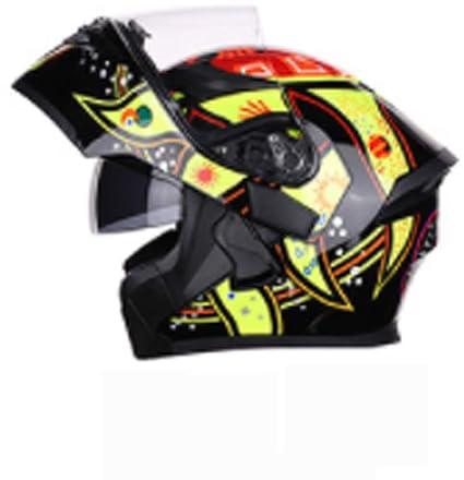 Amazon Com Jff Motorcycle Helmet Men And Women S Full Face