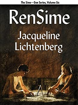 RenSime (Sime~Gen #6) (Sime-Gen) by [Lichtenberg, Jacqueline]