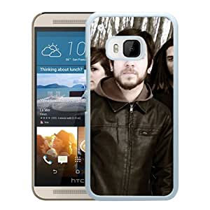 Beautiful Designed Cover Case With The Breathing Process Band Beard Dreadlocks Girl (2) For HTC ONE M9 Phone Case