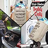 dbest products Laundry Trolley Dolly