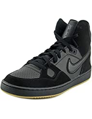 NIKE Mens Son of Force Mid Winter Basketball Shoes