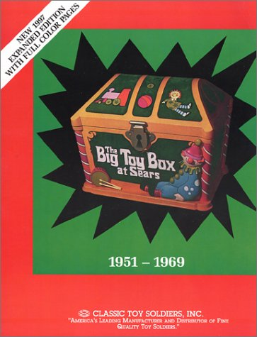 The Big Toy Box At Sears(1951-1969) -