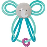 Manhattan Toy Winkel Elephant Rattle & Sensory Teether
