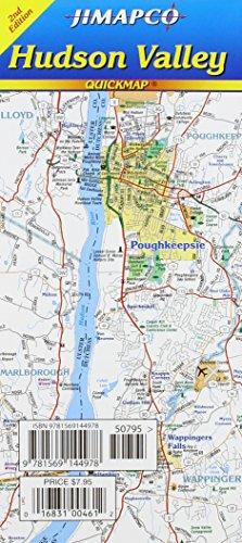 Hudson Valley NY Quickmap