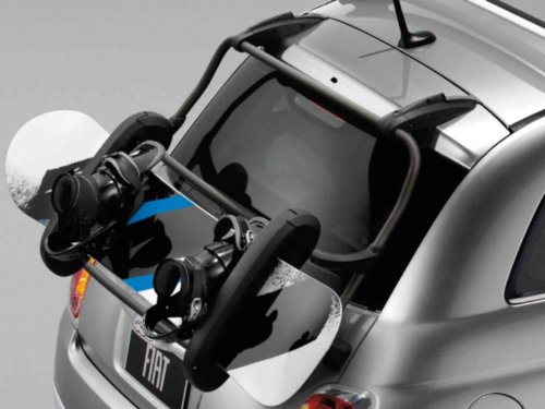 Fiat 500 Snowboard Carrier by Mopar