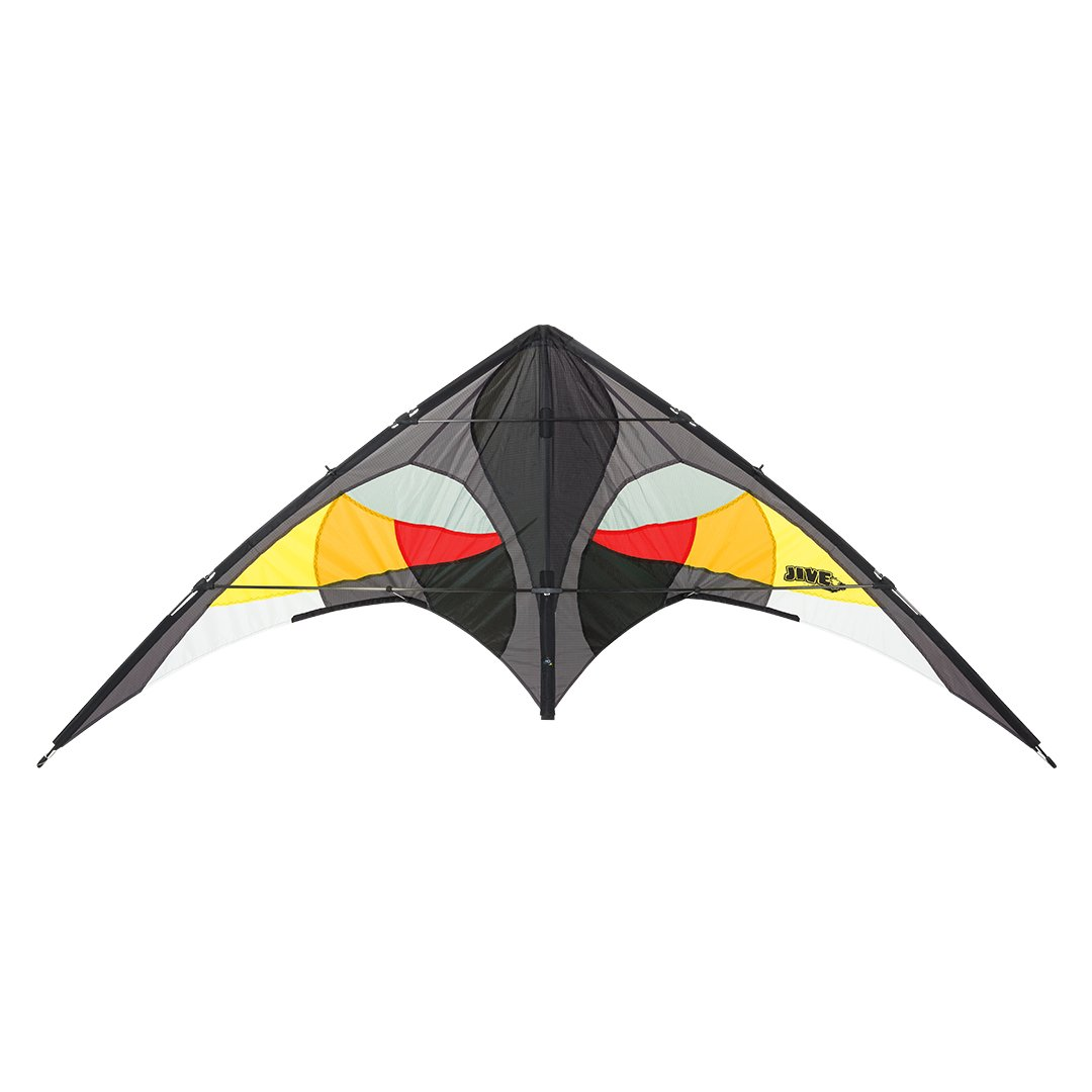 HQ Kites and Designs Jive III Eruption by HQ Kites and Designs