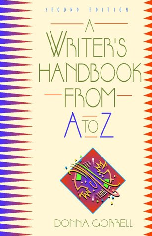 A Writer's Handbook from A to Z (2nd Edition)