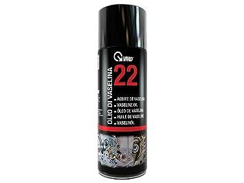 VMD B0260162 Aceite de vaselina en Spray, Transparente: Amazon.es: Bricolaje y herramientas