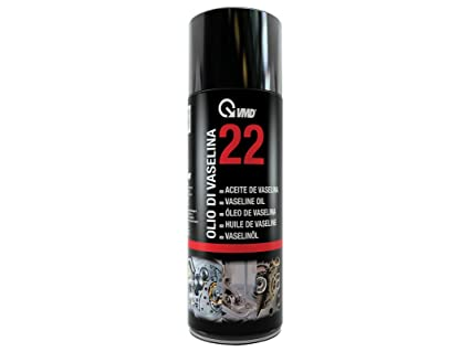 VMD B0260162 Aceite de vaselina en Spray, Transparente