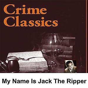 Crime Classics Radio/TV Program