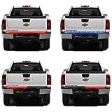 "Opall Waterproof 60"" Red/white Tailgate LED Strip Light Bar Reverse Brake Turn Signal Tail for Ford GMC Dodge Toyota Nissan Honda Truck SUV 4x4 Dodge Ram Chevy chevrolet Avalanche Silverado"