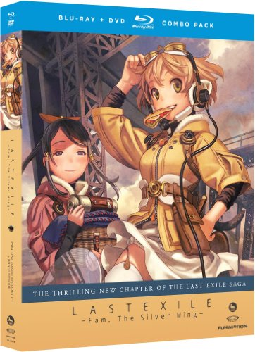 Last Exile: Fam, the Silver Wing - Part One (Blu-ray/DVD - Parts Wing