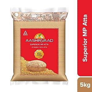 Aashirvaad Superior MP Atta, 5kg
