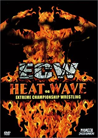 Ecw: Heatwave 98 Ppv DVD 1998 Region 1 US Import NTSC