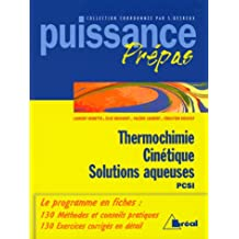 puissance 12- thermochimie cinet. sol. acq