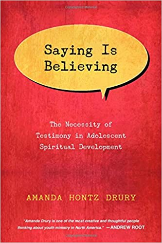 Saying Is Believing: The Necessity of Testimony in