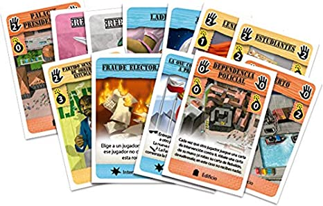 Ediciones MasQueoca - Junta: Las Cartas (Español): Amazon.es: Juguetes y juegos