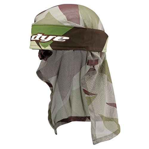 DYE Precision Headwrap - Barracks Olive - Headwrap Olive