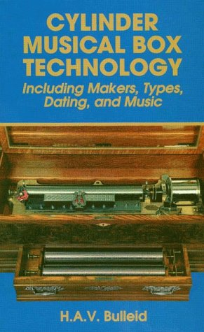 Cylinder Musical Box Technology: Including Makers, Types, Dating and Music